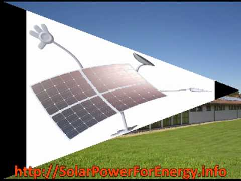 solar electricity for homes