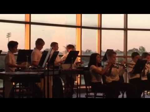 Rosemount Middle School Spring Concert 2015 6th Grade Schmau #2