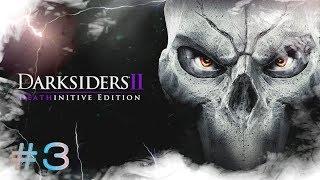Darksiders II Deathinitive Edition Gameplay German #3 - Die Schmiede in Drei-Stein