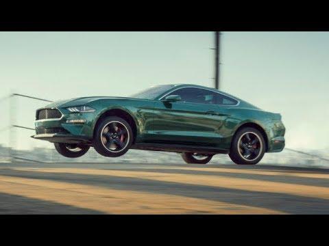 New - Ford Mustang Bullitt Tast Drive