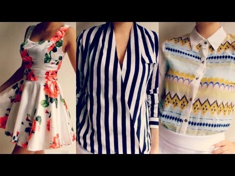 HAUL {SheInside, Choies, Oasap, Chicwish} from YouTube · Duration:  10 minutes 13 seconds