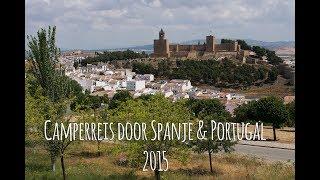 Camperreis door Spanje en Portugal