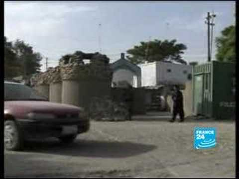 Taliban claim abduction of French executive