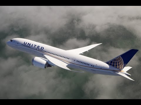 United Airlines 20 years serving the Republic of Ireland - Unravel Travel TV