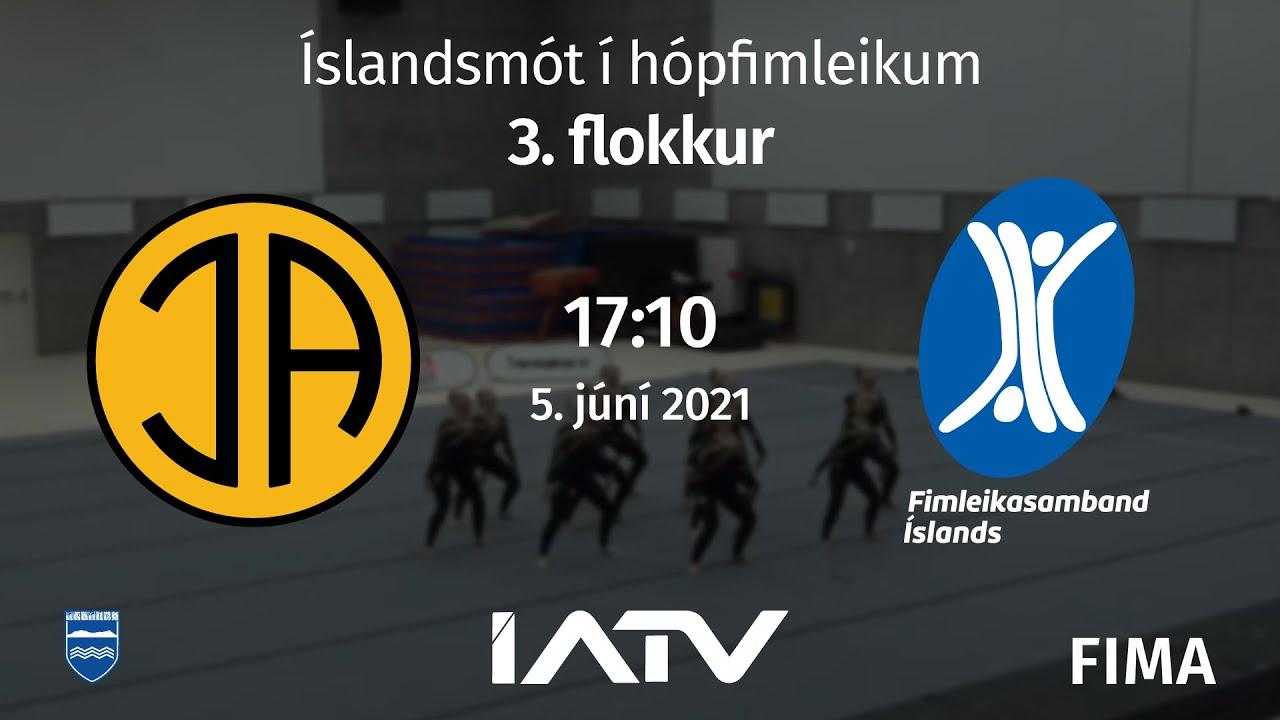 Download Íslandsmót í hópfimleikum (3. flokkur)