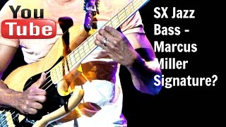 SX slap bass - Marcus Miller sound