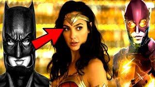 Wonder Woman 1984 Is FLASHPOINT? DCEU REBOOT MAJOR Wonder Woman 2 News