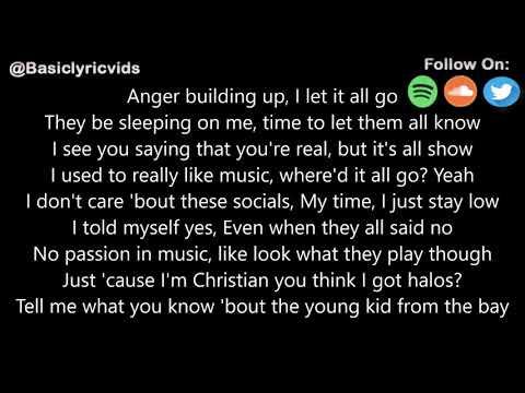 Ivan B - Blow Up (Lyrics)