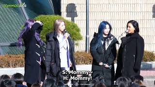[ENG SUB] 191129 #MAMAMOO 'Reality in BLACK' - Mini Fanmeeting