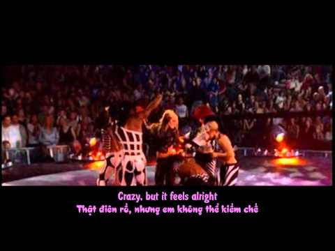[BritneyVNST Vietsub] (You Drive Me) crazy - Britney Spears [ Las Vegas 2002 ]