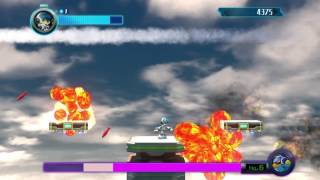 Mighty No. 9 vs Avi Boss