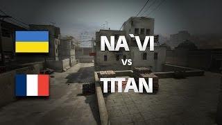 Na`Vi vs TITAN on de_dust2 @ ESEA by ceh9
