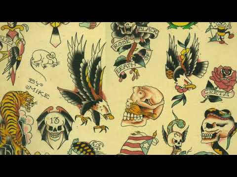 History of American traditional tattooing