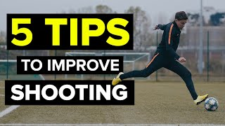 5 QUICK TIPS to improve your shooting