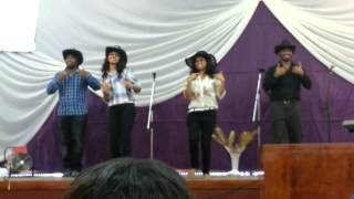God is good all the time dance by NCF