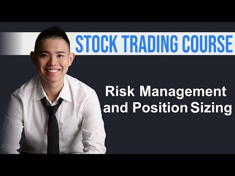 Stock Risk Management: How To Calculate Your Position Size