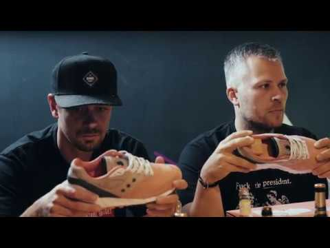 Afew x Saucony Kollabo – The Sneakers Society VII