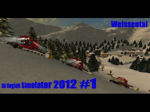 ski region simulator 2012 timelapse #1