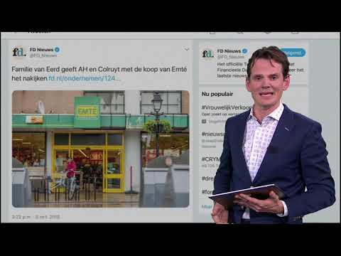 #Z60 - de opmerkelijkste RTL Z-topics op social media van 5 maart