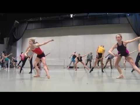 Charlotte Ballet's Contemporary Fusion