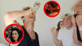 He Drank His Piss For $1000! (He Threw Up)