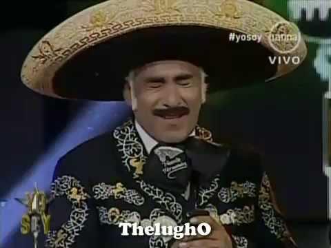 """Yo Soy 03-05-13 VICENTE FERNANDEZ """"Mujeres Divinas"""" [Christian Berrnal] Yo Soy 2013 [03/05/13]"""