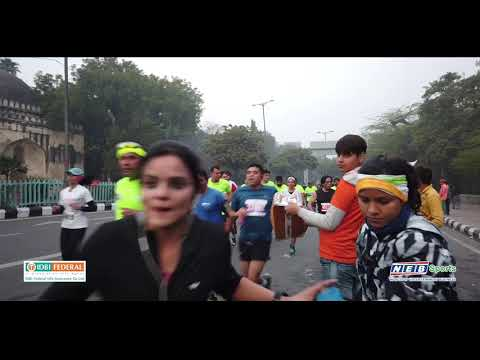 IDBI Federal Life Insurance New Delhi Marathon 2020