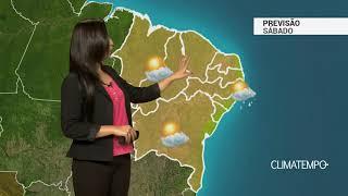 Previsão Nordeste – Ar seco predomina