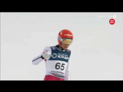 Eric Frenzel - 139 m - Lillehammer 2016