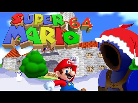 I'M SO DONE WITH PENGUINS Super Mario 64 25 Days of OlexaKid Christmas