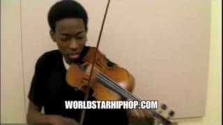 Usher - OMG (Violin Cover by Eric Stanley)
