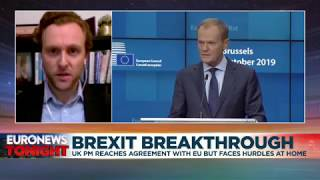 Thomas Cole - Euronews - 17 October 2019