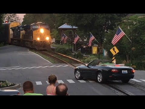 Thumbnail: What Happens When Railroad Crossing Gates Malfunction?! Etc.