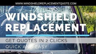 windshield replacement quote for Acura
