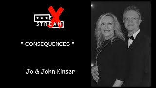 CONSEQUENCES LINEDANCE (JO & JOHN KINSER) STREAMLINE WEEK 12