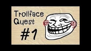 TROLLFACE QUEST (DO YOU LIKE GAMES?!)😝