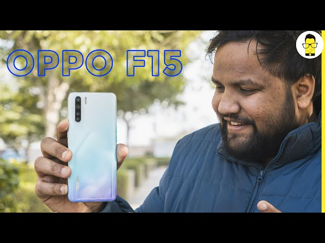 OPPO F15 - A Real Day in the Life
