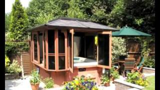 Hot Tub Ideas From Hot Tub Barn - Summer