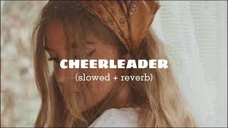 OMI - Cheerleader - (slowed +reverb)