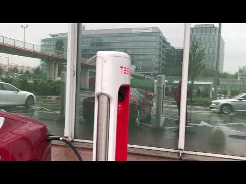 #78 Tesla SC Aupark (Bratislava, SK) | Teslacek