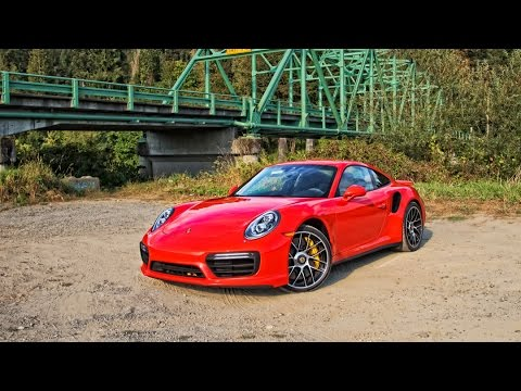2017 Porsche 911 Turbo S Car Review
