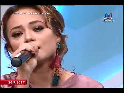 Intan Sarafina - Jika Aku Untukmu (new single) - live Selamat Pagi Malaysia