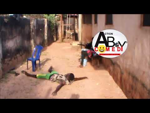 ELECTRIC SHOCK A NIGERIA NEPA TO DEATH 😂 😂 (Action Boys Comedy) (Nigerian Comedy)