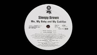Sleepy Brown – Me, My Baby & My Cadillac (Prod. by Sleepy Brown) INSTRUMENTAL