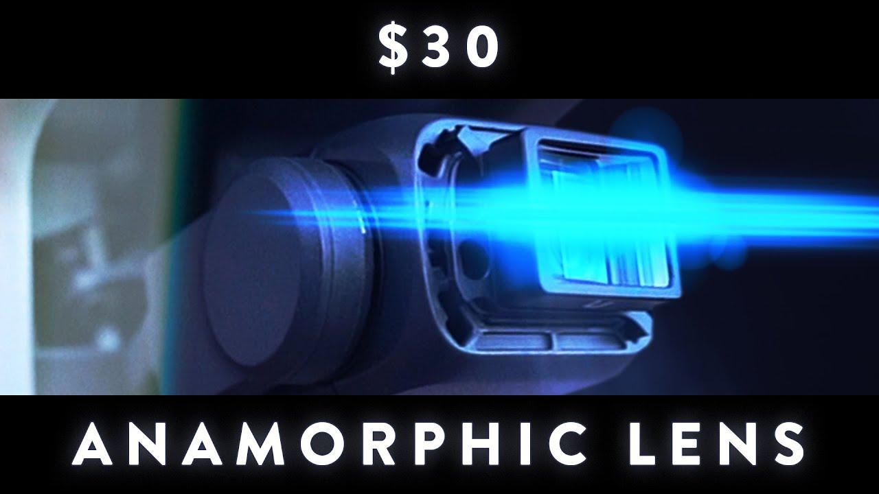 VIJIM Ulanzi Mavic Air 2 Anamorphic Lens Compatible with DJI Mavic Air 2