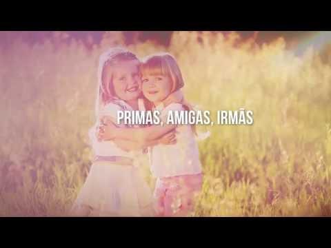 Mensagem para Prima e Amiga - Te amo, prima! - YouTube