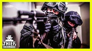 POLICJA MNIE ARESZTOWAŁA!  | Vertez | Thief Simulator #03