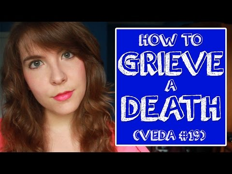 grieving process and dating