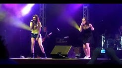 Take A Hint - Victoria Justice & Liz Gillies Live Summer Tour 2012 Full HD