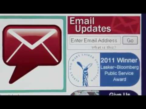 NIH Clinical Centers new email update service
